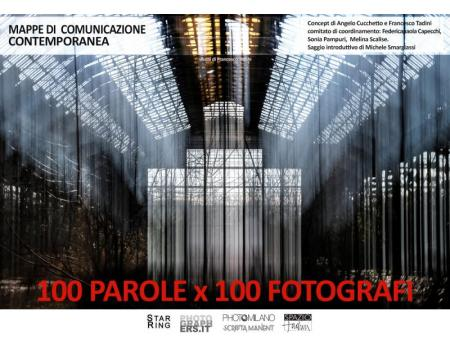 100 PAROLE X 100 FOTOGRAFI